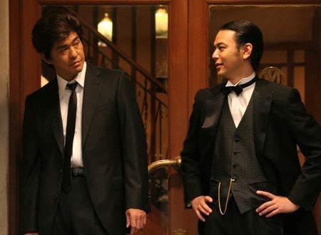 監督&脚本;三谷幸喜だ!こんな佐藤浩市みたことない!この喜劇で主演男優賞を取ってくれー。ちゅー。